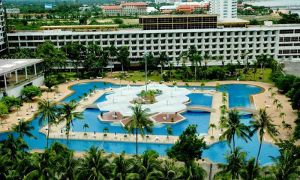 Отель Ambassador City Jomtien Inn Wing 3* Паттайя, Таиланд