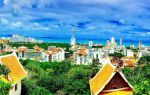 Джомтьен: район и пляж Паттайи