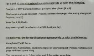 Продление визы на Пхукете