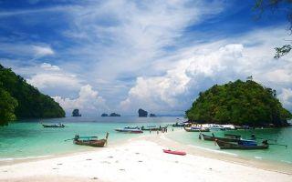 Лучшие курорты Таиланда