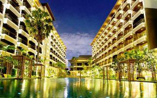 Отель Welcome World Beach Resort & Spa 5* Паттайя, Таиланд