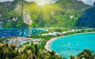 Пхи-Пхи Таиланд
