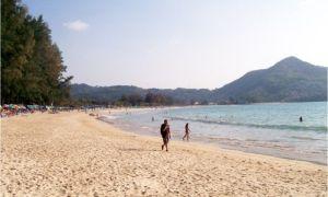 Пляж Камала Бич Пхукет