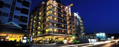 Отель APK Resort & Spa 3* Пхукет, Таиланд