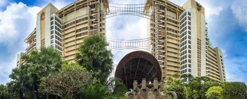 Отель Centara Grand Mirage Beach Resort Pattaya 5*