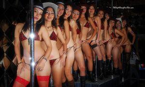 Секс-шоу в Таиланде