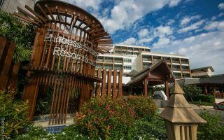 Отель Princess Seaview Resort & Spa 4* Пхукет, Таиланд