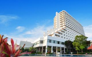 Отель Welcome Jomtien Beach Hotel 3* Паттайя, Таиланд