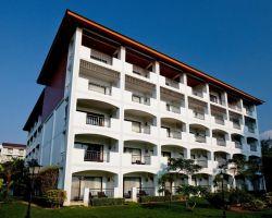 Отель Pinnacle Grand Jomtien Resort SPA 4* Паттайя, Таиланд