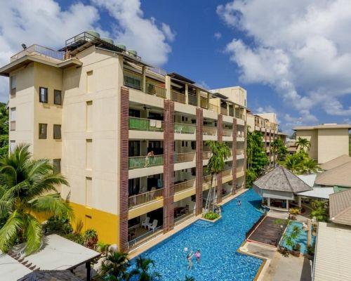 Отель PGS Hotels Casa Del Sol 4* Пхукет/Таиланд