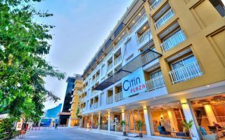 Отель The ASHLEE Plaza Patong Hotel & Spa 4* Пхукет, Таиланд