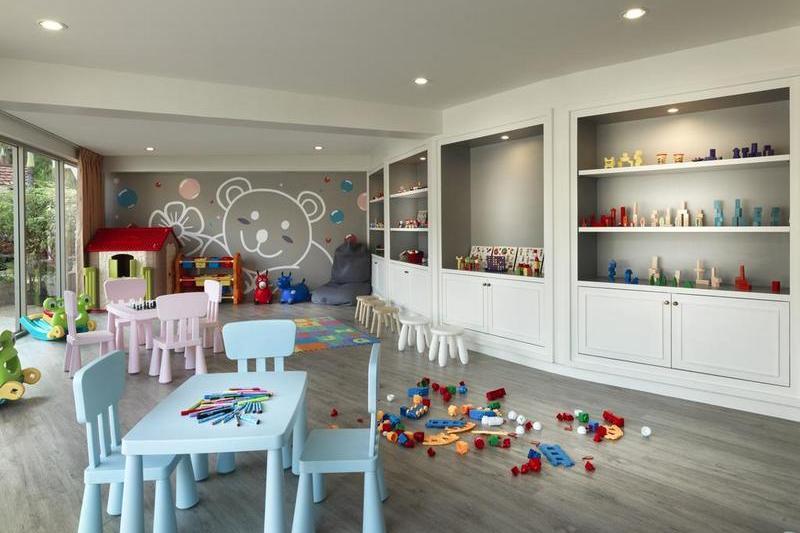 Детская комната отеля Chanalai Flora Resort 4*