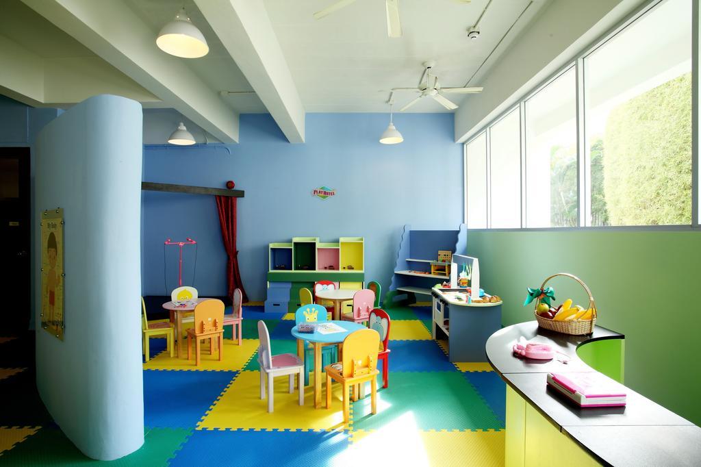 Детский клуб отеля Centara Kata Resort Phuket