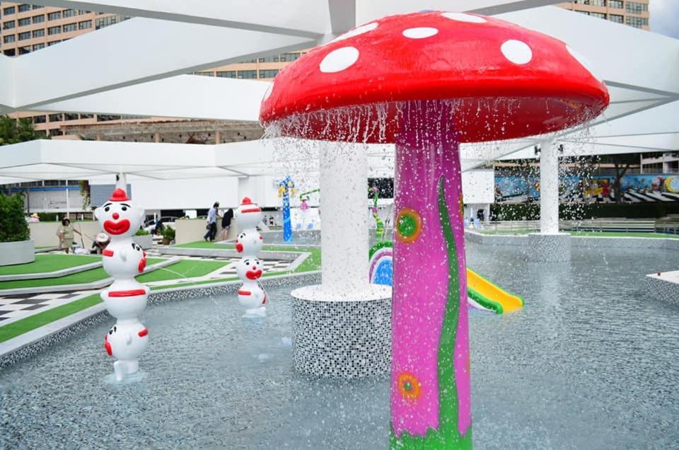 Детская зона в бассейне, Амбассадор Оушен