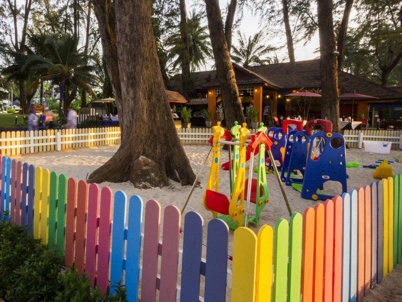 Детская площадка, Amora Beach Resort 4*