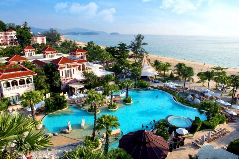 Отель Centara Grand Beach Resort Phuket 5* Таиланд, Пхукет