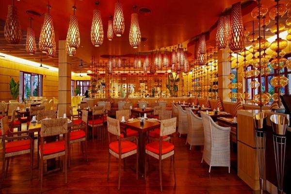 Ресторан THE COVE