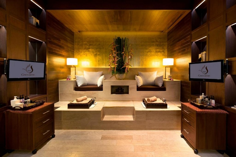 СПА в отеле Детский клуб отеля Centara Grand Beach Resort Phuket 5*