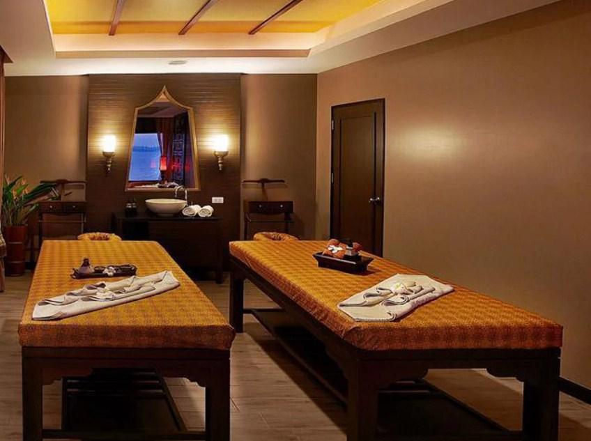 Отель Cosy Beach Hotel 3*, СПА-салон
