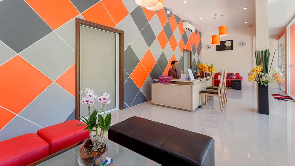 Отель Eazy Resort Kata Beach 3*, лобби