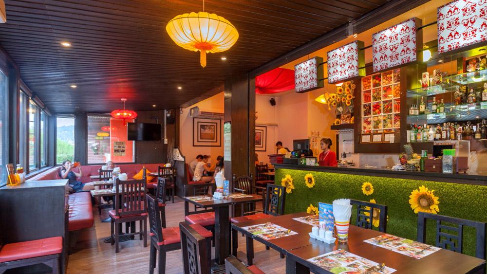 Ресторан отеля Изи Резорт