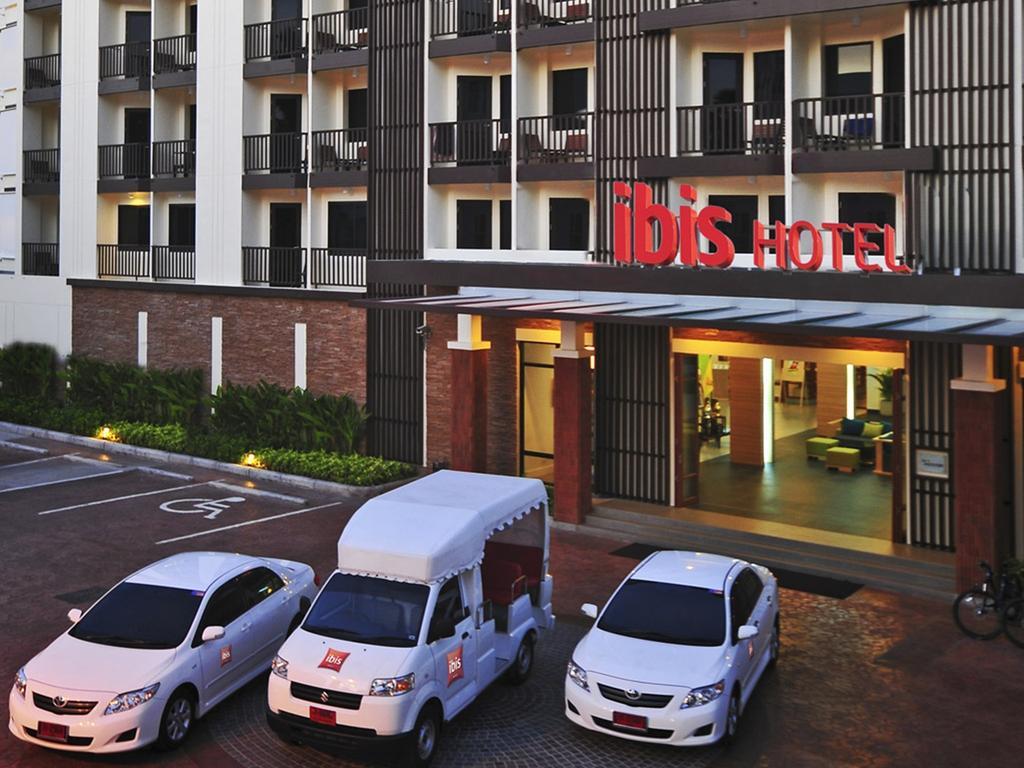 Отель Ibis Phuket Kata 3*, общий вид