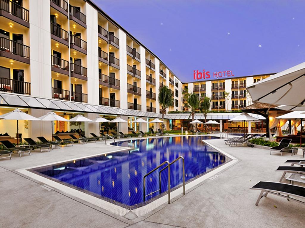 Отель Ibis Phuket Kata 3* Пхукет, Таиланд