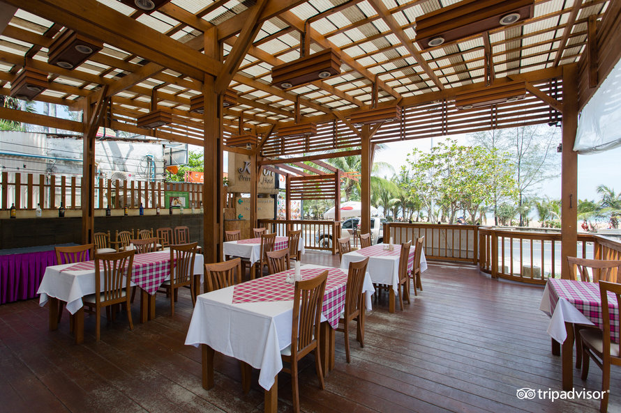 Karon Princess Hotel 3*, ресторан