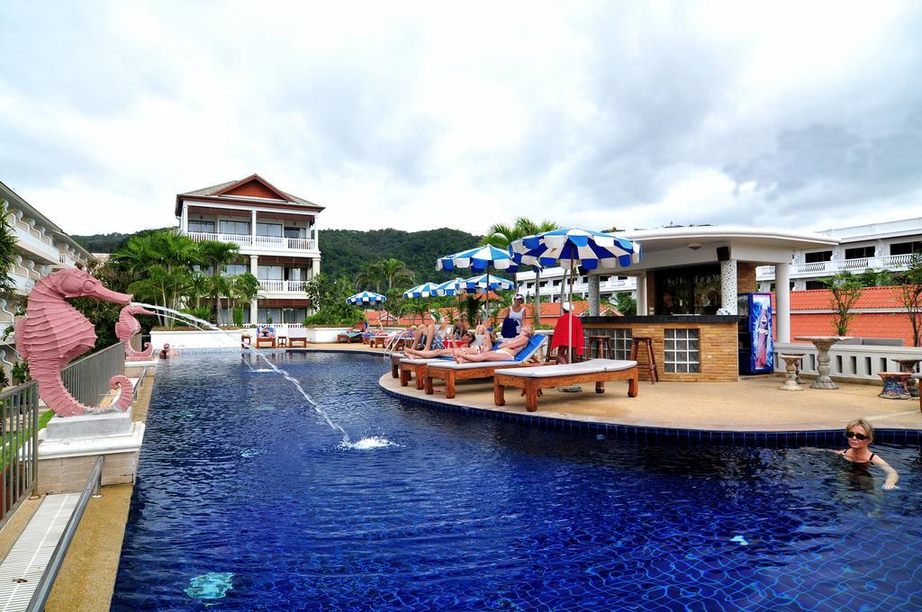 Karon Princess Hotel 3*, бассейн