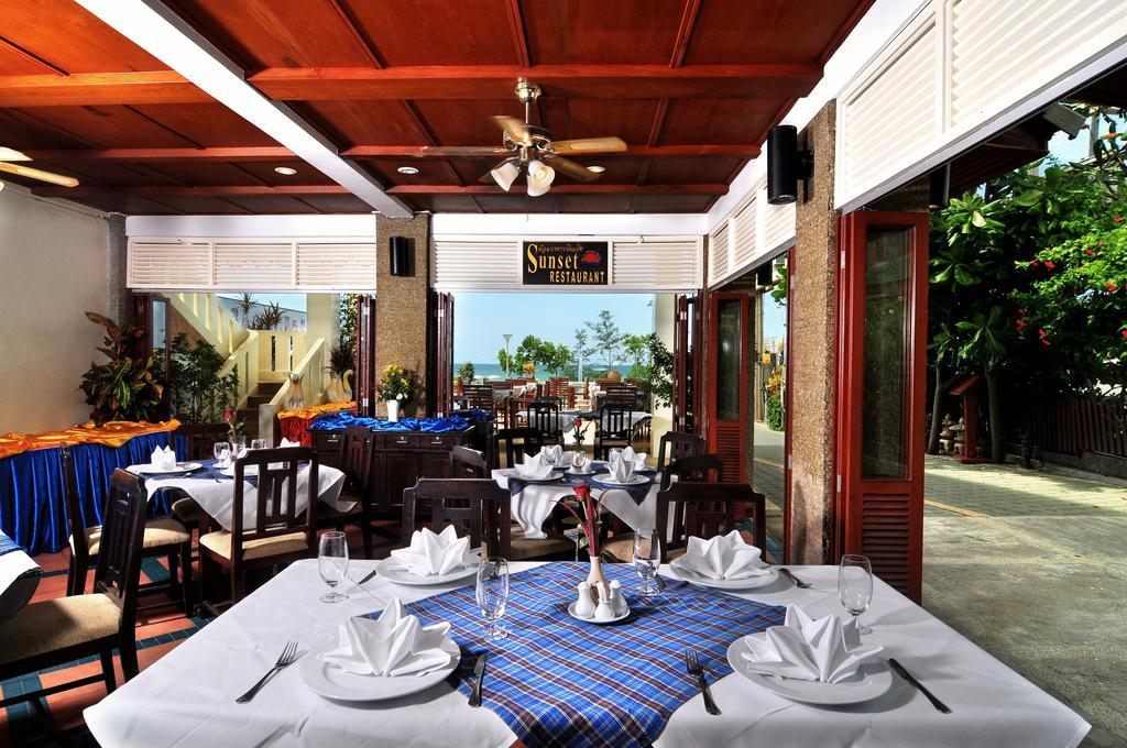 Ресторан отеля Карон Принцесс 3*