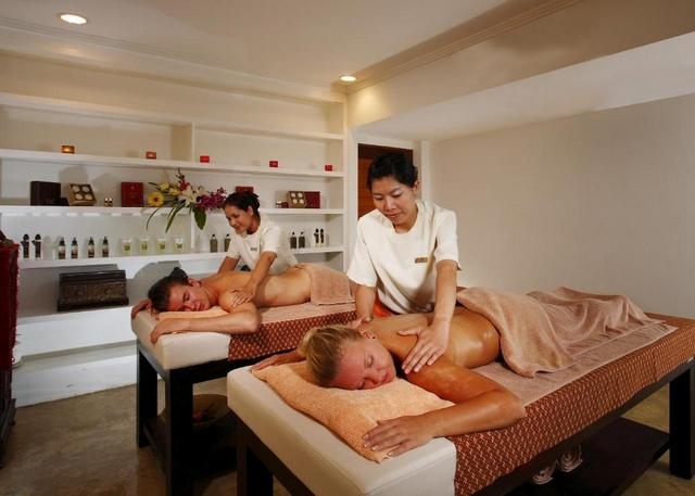 СПА-салон отеля Centara Kata Resort Phuket
