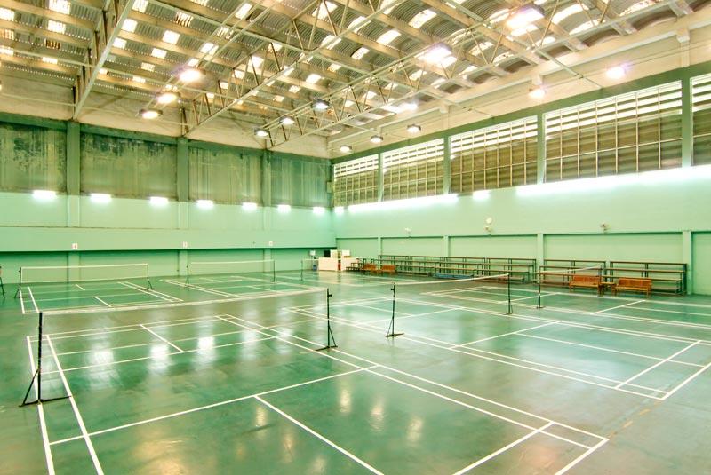 Спортивный центр отеля Амбассадор Сити Джомтьен
