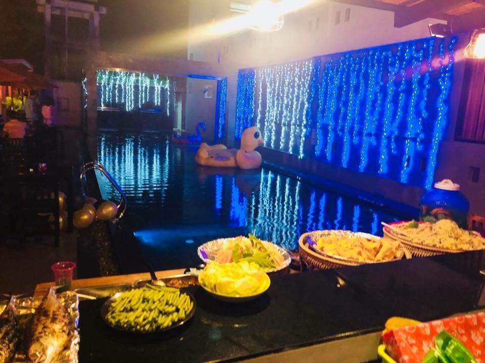 Новогодняя вечеринка в отеле Baan Kata Maytha на Пхукете