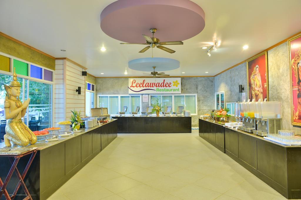 Ресторан отеля Tri Trang Beach Resort 4*, Пхукет