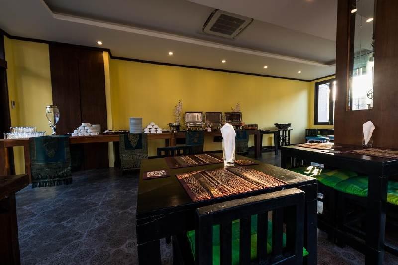 Отель Baan Kata Maytha 3* Ката Бич, ресторан