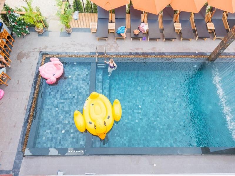 Отель Baan Kata Maytha 3* Ката Бич, Пхукет, Таиланд