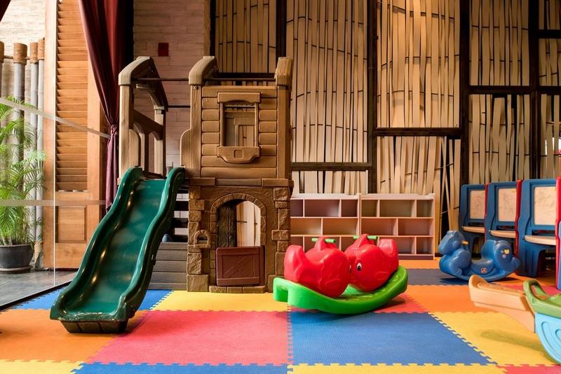 Детская игровая комната в отеле Центара Гранд Мираж Паттайя 5*