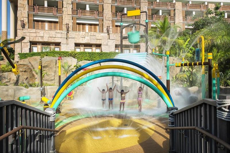 Отель Центара Гранд Мираж Паттайя, развлечения для детей