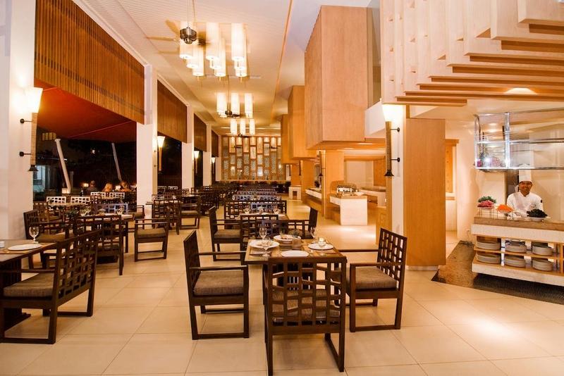 Отель Пич Блоссом Резорт, ресторан