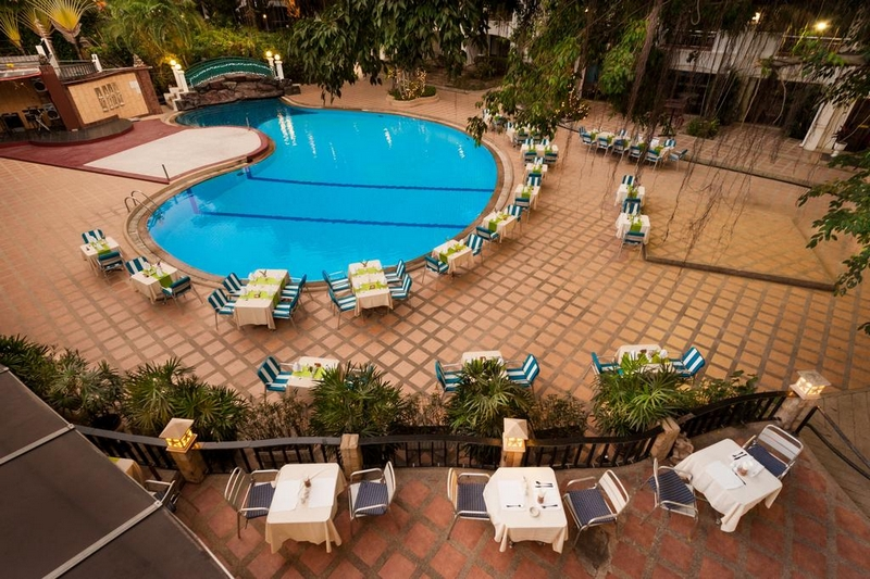 Отель Пинакл Гранд Джомтьен Паттайя, бассейн