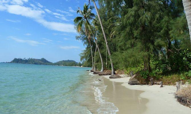 Пляж Клонг Прао, остров Ко Чанг